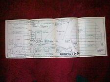 Disco Compacto & TINY BIT UNUSUAL pequeña planes para RC con el WRITE UPS