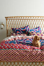 Anthropologie Papunya Duvet King