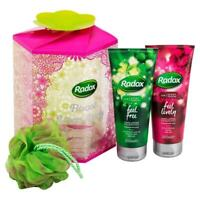 Radox Boost Your Body Bath Accessories Full Range Perfect Gift Set