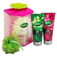Radox Boost Your Body Bath Accessories Full Range Perfect Gift Set