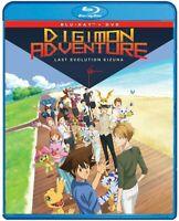New, Digimon Adventure Last Evolution Kizuna (Blu-ray  DVD). Brand New