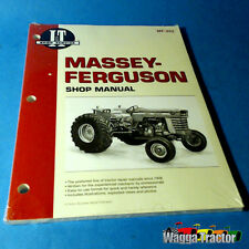 MF202 Workshop Manual Massey Ferguson MF 175 2805 Tractor can use for 165 185