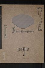 JAPAN Takato Yamamoto Art book: Rib of a Hermaphrodite