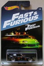Hot Wheels 2017 The Fast and the Furious HONDA S2000 1/8 black