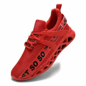 Men's Running Sneakers Outdoor Casual Athletic Fashion Tennis Walking Shoes Gym