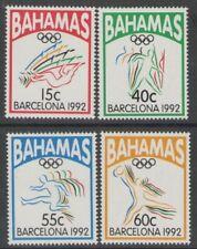 BAHAMAS SG939/42 1992 OLYMPIC GAMES, BARCELONA MNH