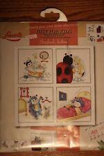 Lanarte Cross Stitch Kit - Storybook, Bedtime -  New