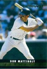 Don Mattingly Single Baseball Cards