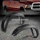 For 02-09 Dodge Ram Pickup Paintable Matte Black Oe Style Wheel Fender Flares