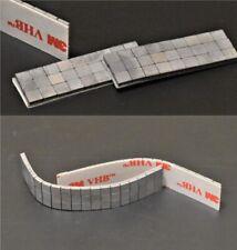 TxW Composite Tungsten Tape. Very Dense 6 grams/in. 3M VHB + Txw Tungsten Chips