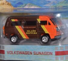 Hot Wheels RETRO ENTERTAINMENT MAGNUM, PI VOLKSWAGEN SUNAGON ISLAND HOPPERS VHTF