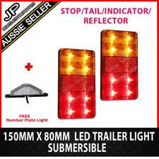 Submersible Led Trailer Lights Ebay