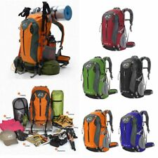 OUTAD Outdoor Sport Backpacks 38/40/60/65/75L Waterproof Hiking Hunting Daypack