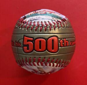 MARK McGWIRE ST. LOUIS CARDINALS Rawlings Baseball Vtg 500 SGA Facsimile Signed