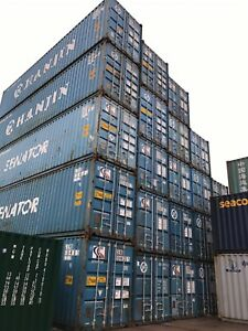Used 40ft container Liverpool - Can Deliver - Ideal for Storage