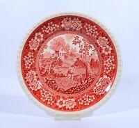 Villeroy& Boch Mettlach Rusticana rot Speiseteller 26 cm Keramik Country mehrere