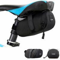 Bicycle Bike MTB Saddle Bag Waterproof Cycling Under Seat Storage Pouch Bag