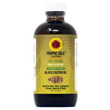 Tropic Isle Living Jamaican Black Castor Oil 4oz w/Free Applicator