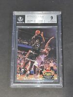 1992 Stadium Club MEMBERS Shaquille O'Neal BGS 9 RC Rookie