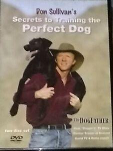 Don Sullivan's Training Perfect Dog-complete kit! W/2 collars 1 large dog,1smdog