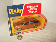 Rare Vintage Dinky Toys 123 Princess 2200HL Saloon in Original Dinky Box