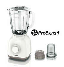 Philips HR2106/01 Daily Collection Blender, 1.5 Litre, 400 Watt  White/ Beige