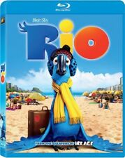 Rio - Rio [New Blu-ray] With DVD, Widescreen, 3 Pack, With Movie Cash
