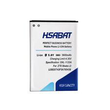 HSABAT 3600mAh LI3820T43P3H785439 high capacity mobile phone battery for ZTE Bla