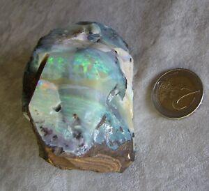 Australische Opal mit Muttergestein  - DEKORATIV - ca. 255 Gramm