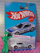 2016 Hot Wheels Target Exclusive VOLKSWAGEN SP2☆White VW; 432☆Heritage☆Retro