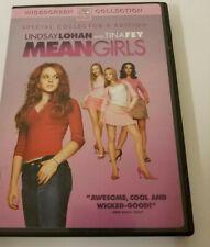 Mean Girls DVD Lindsay Lohan