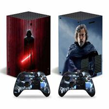 Xbox Series X Skin Decal Sticker - Star Wars Luke Skywalker - FREE P&P