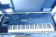 Yamaha SY77 Vintage Synthesizer Keyboard w/Hard Case 171113