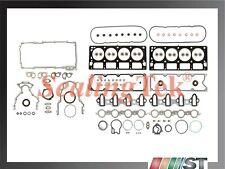 Fit 2004-09 GM 6.0L V8 Vortec 6000 Engine Full Gasket Set LQ4 LQ9 LS2 motor kit