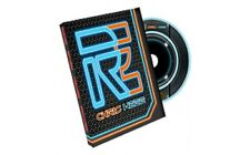 Re Dvd & Bicycle Red Gimmick By Chris Webb Magic Card Tricks Torn & Restored