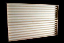 V83a Vitrine Spur N & Z Setzkasten Regal 14 Fächer