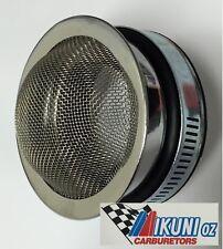 Velocity Stack 55mm (suits 54 thru 56mm spigot)- Mikuni PWK, Keihin, Amal carbs