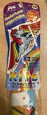 "Vintage 1999 GAYLA Rainbow Unicorn Kite System #117 Nos Htf 42"" Wing Sealed Rare"