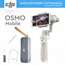 DJI OSMO Mobile Silver 3-axis Gimbal System Stabilizer for Smartphones -OPEN BOX