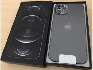 Good As New! Apple iPhone 12 Pro 128GB Gray - Factory Unlocked, Complete