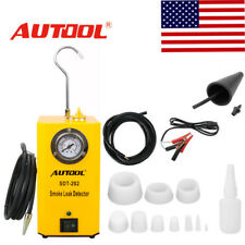 New Autool SDT-202 Car Smoke Leak Detector Leakage Automotive Diagnostic Tool US