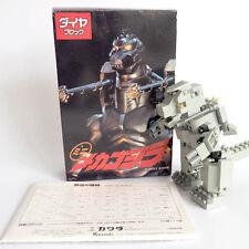 Rare KAWANDA Godzilla Nano Block - MG 03 Mini Mechagodzilla
