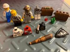 Lego Minifig Parts Accessories Lot-Harry Potter-Treasure Chest-Bat-Jewels