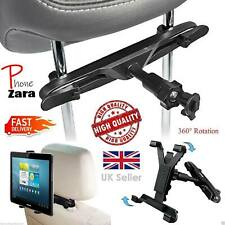 Car Headrest Seat Holder Mount for iPad 2,34,iPad Mini 3,4iPad Air1/2 iPad Pro