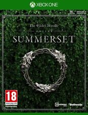The Elder Scrolls Online: Summerset (Xbox One) NEW AND SEALED - QUICK DISPATCH