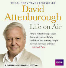 David Attenborough Life On Air Memoirs Of A Broadcaster BBC Audio 16 CDs 20 hour