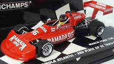 Minichamps 417762096 1/43 1976 March 76B Formula Atlantic James Hunt Model