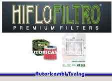 FILTRO OLIO HIFLO HF566 MOTO Kymco K-XCT - 300 cc - anni: 2012 -