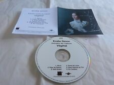 EMILIE SIMON - Vegetal - CD 6 titres !!! PROMO !!!