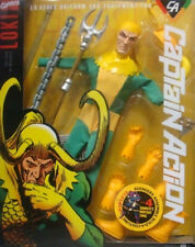 Captain Action Deluxe Costume Set Loki by Round Two